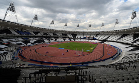 London IAAF Diamond League meeting