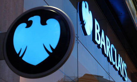 A branch of Barclays in central London