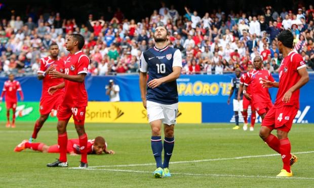 Landon Donovan USMNT Panama Gold Cup