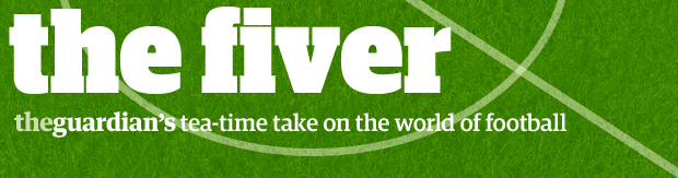 The Fiver badge
