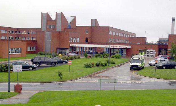 Furness General Hospital, which is run by University Hospitals of Morecambe Bay NHS Trust. It is alleged that the Care Quality Commission covered up a failure to investigate the hospital where mothers and babies died through neglect.