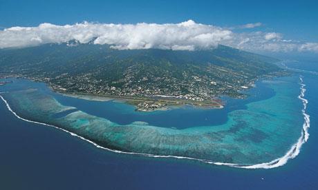 Tahiti, Polynesia