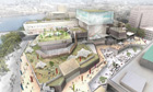Southbank Centre plans