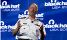 General Keith Alexander, director of NSA, Black Hat