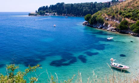 Corfu blues