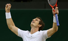 Andy Murray conquers foe to glimpse Wimbledon summit once again