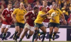 Australia v British & Irish Lions