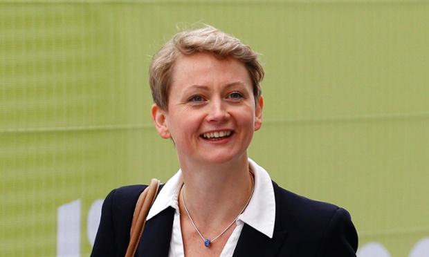 Yvette Cooper is delivering a speech on liberty and security.