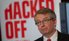 Hacked Off campaign founder Brian Cathcart