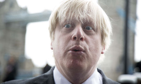 #sexistmayor Boris Johnson should go back to university