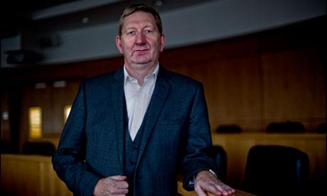 Len McCluskey, general secretary of Unite.
