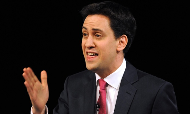 Ed Miliband is giving a speech on reforming Labour's links with the unions.