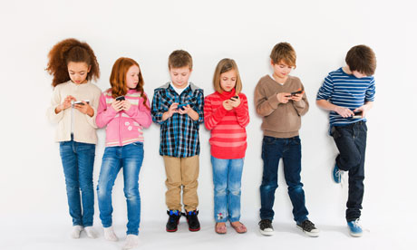 antisocial networking children and technology Others counter that online social networks supplement face-to-face  of  technology for 30 years among 50,000 children, teens and adults in the.