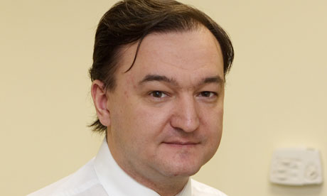 Russian suspects in Sergei Magnitsky death barred from entry to UK | World news | The Guardian - Sergei-Magnitsky-008