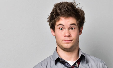 The 33-year old son of father Dennis   and mother Penny , 173 cm tall Adam DeVine in 2017 photo