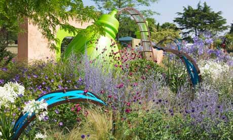 The Ecover Garden
