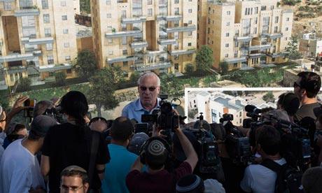Ministro de Vivienda de Israel, Uri Ariel