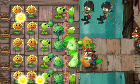Plant and Zombies 2 - Game chiến thuật cực hot hiện nay