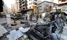 Beirut car bomb death toll rises