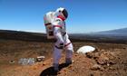 Mauna Loa Mars simulation Hawaii