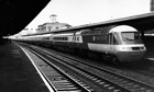 INTERCITY 125 TRAIN AT KING'S CROSS STATION - 1982
