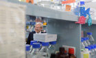 Kevin Rudd medical research