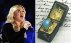 Jane Austen's ring and Kelly Clarkson
