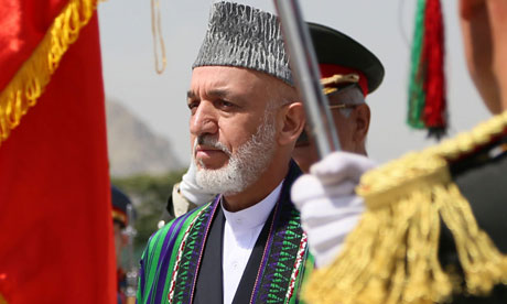 Hamid Karzia