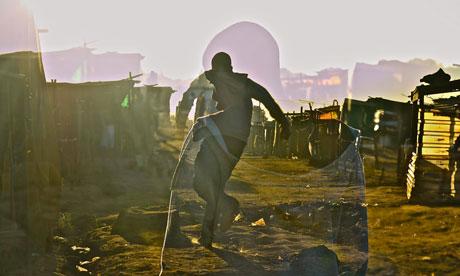 African photos - township diaries