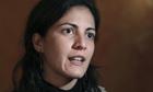Rosa Maria Paya, daughter of the deceased Cuban dissident Oswaldo Paya