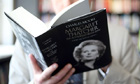 Charles Moore's authorised biography of Margaret Thatcher