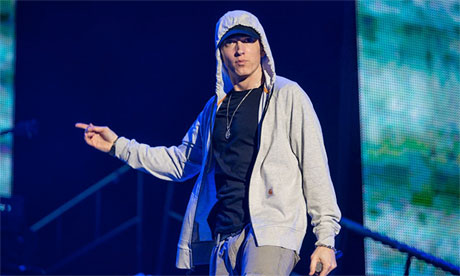 Eminem 2013 Calendar Eminem performing in glasgowEminem 2013 Calendar