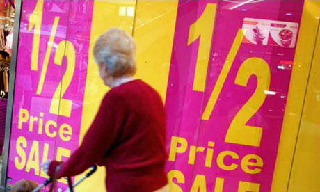 Six high street carpet and furniture retailers are accused of discount pricing scams