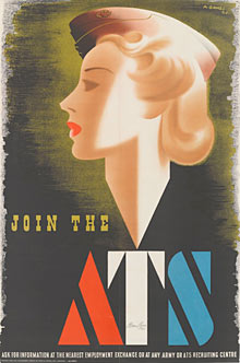War Posters Museum acquires set of wartime posters by Abram Games, who designed more than 100 official posters including the 'blonde bombshell'