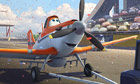 "the animated film, ""Planes."""