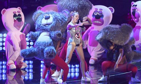 MTV VMAs Miley Cyrus