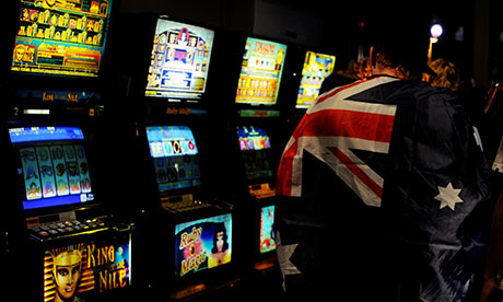 Poker machines in australia history
