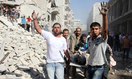 Syrian aleppo