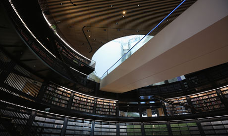 Birmingham S New Library Is A Modern Behemoth That Encases