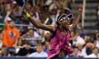Victoria Duval beats Samantha Stosur, US Open 2013