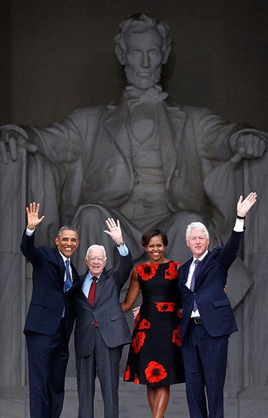 50th Anniversary March: 50th anniversary March on Washington