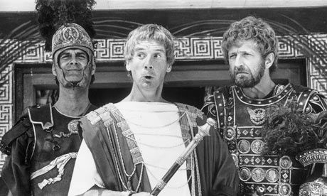 "blasphemy in monty python s life of It was once denounced as blasphemous and an insult to christians, but monday one of britain's most respected theologians insisted that monty python's life of brian is in fact a ""remarkable ."