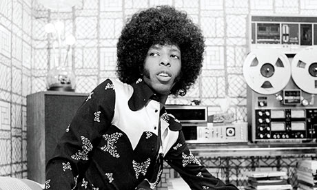 Sly Stone in 1973.