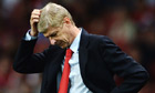 Arsène Wenger has a tough task in the Champions League