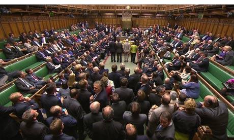 Commons vote Syria