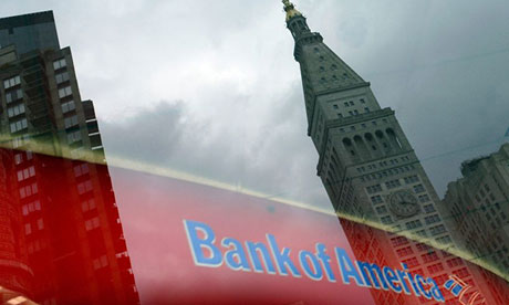 Bank of America was dishonest over the issue of $850m in mortgage securities, the government alleges
