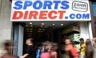 Sports Direct zero hour contracts employees