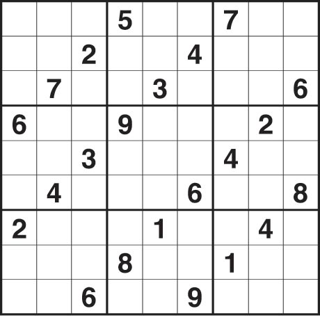 Pics Photos - Medium Level Sudoku