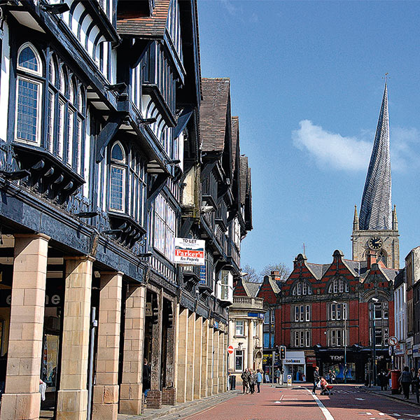 Let S Move To Chesterfield Derbyshire Money The Guardian