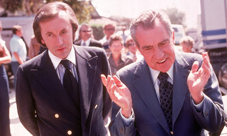 richard nixon and david frost Frost/nixon movie clips:    this feature focusing on the 1977 television interviews between journalist david frost  great richard nixon.